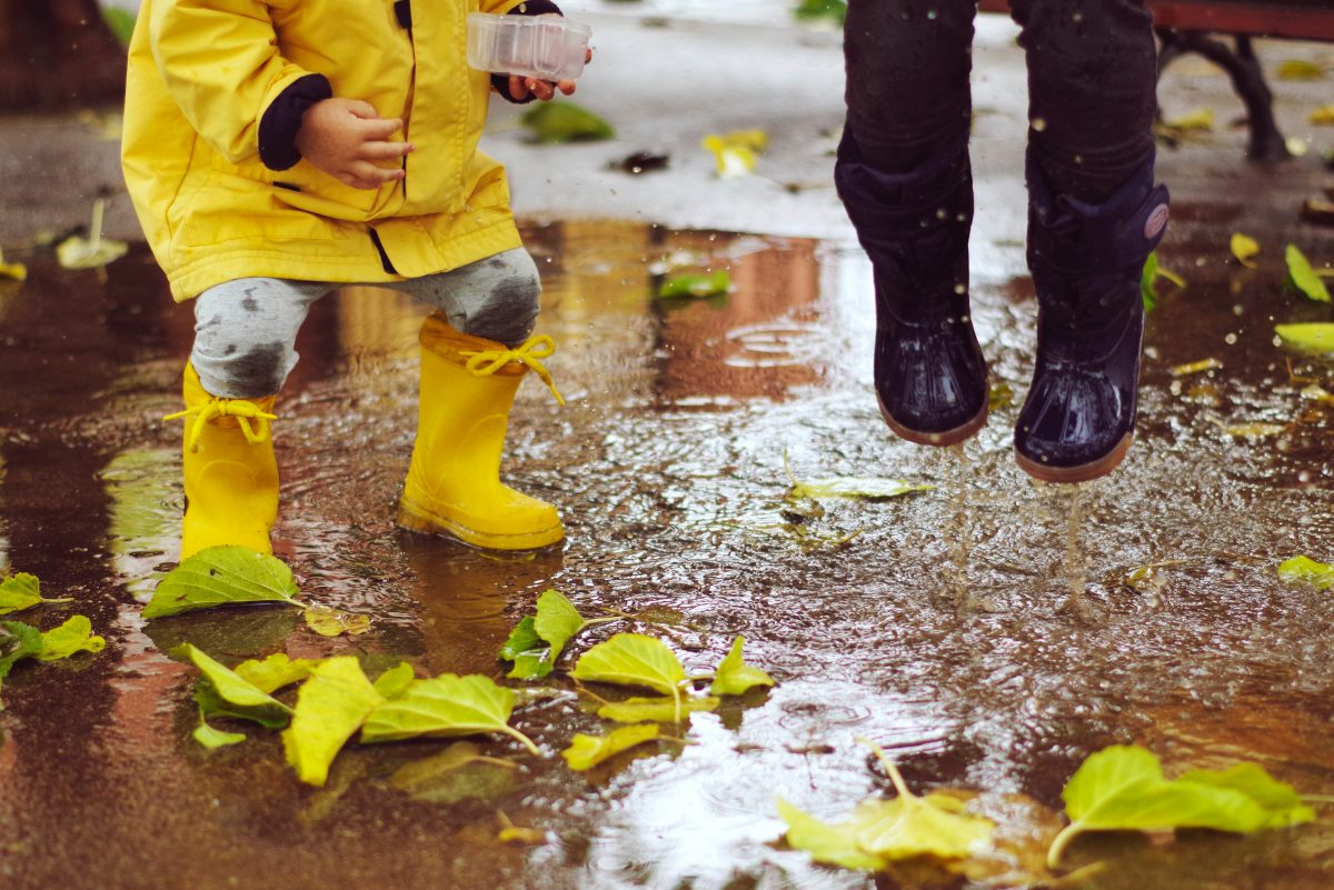 Wet Day Activities for Kids