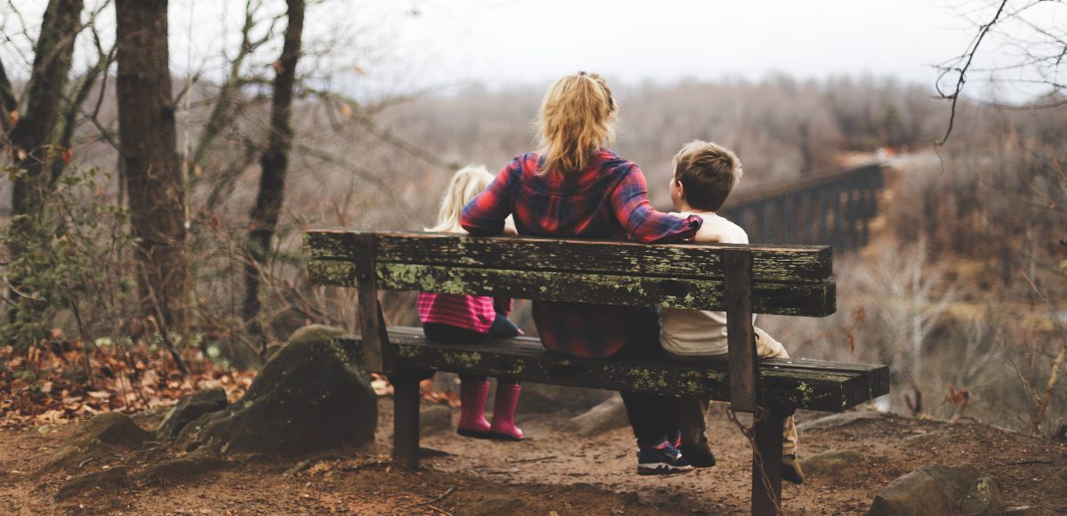 Growing up with our children