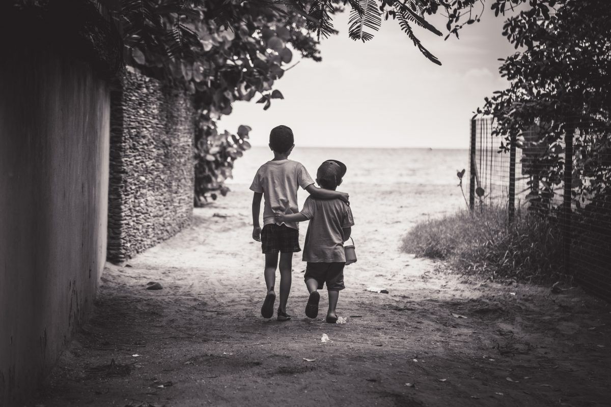 Quenching the spark – aiming for sibling loyalty