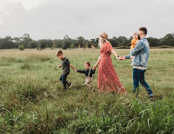 Navigating married life after kids