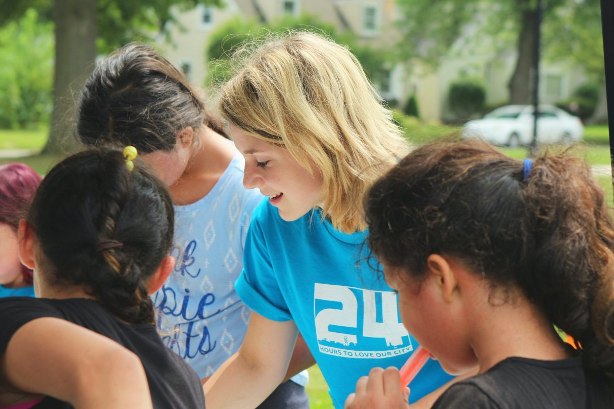 Being a Servant Leader